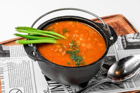 Легендарный суп Гуляш от Ганса
