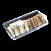 Фото к позиции меню Набор клаб сэндвичей рыбный для пикника