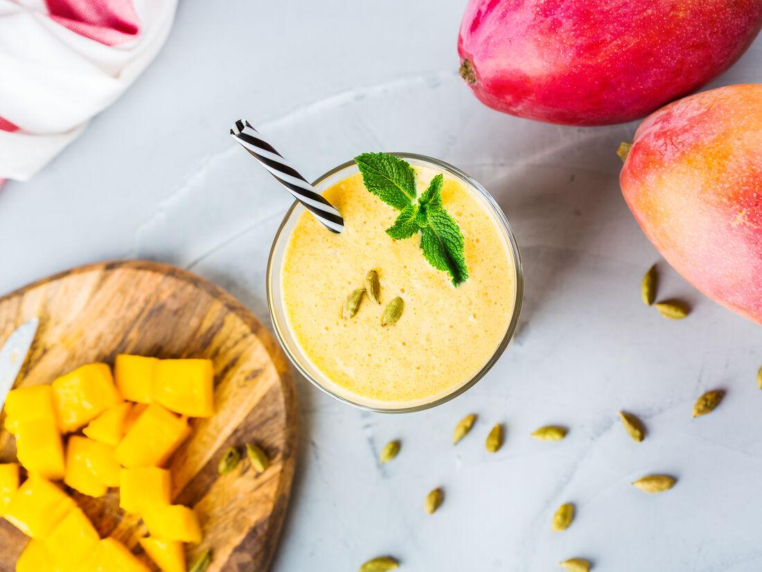 Super Mango Shake