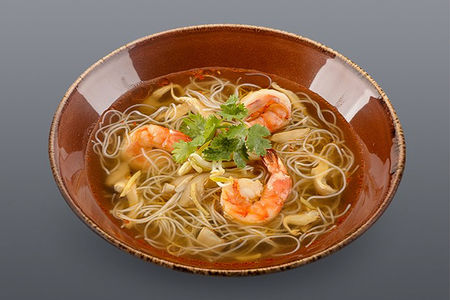 Азиатский острый суп