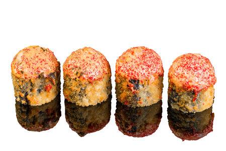 Сет Горячие суши-ассорти от шефа