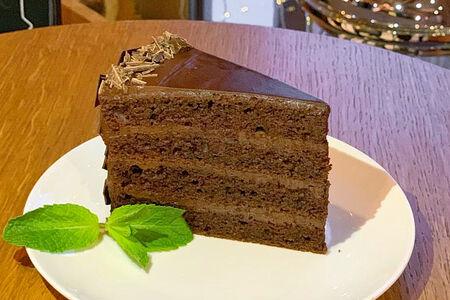 Торт Два шоколада