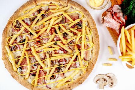 Пицца Крейзи фри