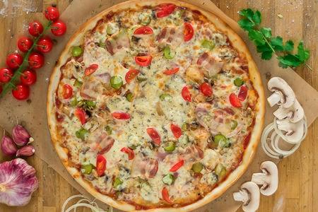 Пицца Мио каприччио