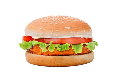 Веги-бургер