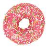 Фото к позиции меню Донатс с клубничной глазурью «Хлеб Насущный»