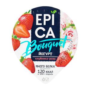 Epica 4,8% клубника-роза