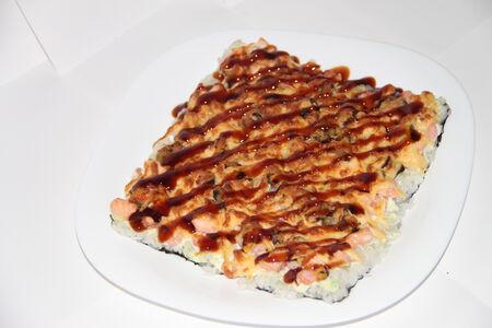 Японская пицца Курильская