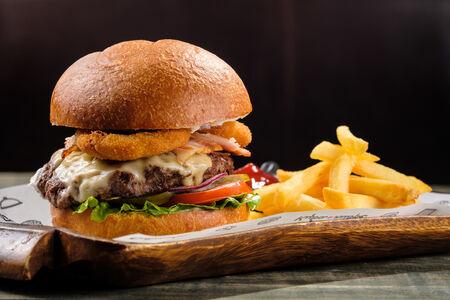 Бургер Куба либре