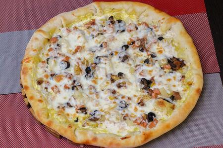 Пицца Гавайская с сырным бортом