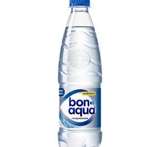 Bon aqua газированная