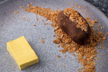 Пирожное картошка
