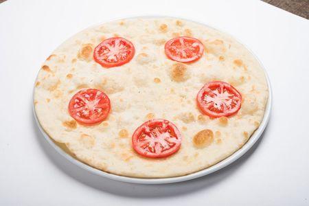 Фокачча с томатами