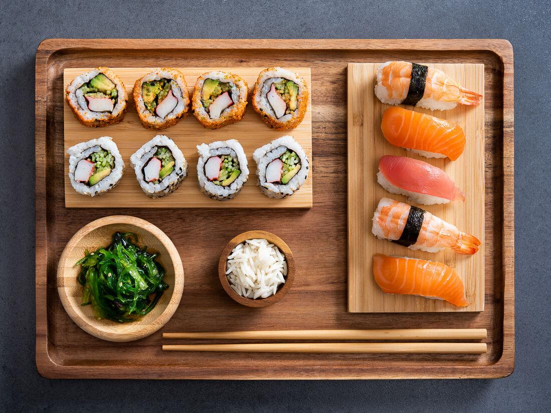 Sushi-Roll market