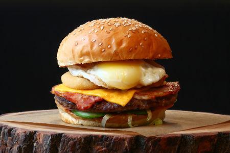 Бургер Завтрак фермера