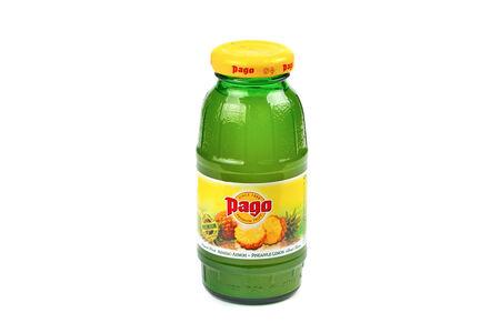 Паго сок ананасовый 0,2 л
