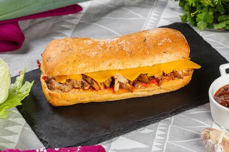 Сэндвич с буженной