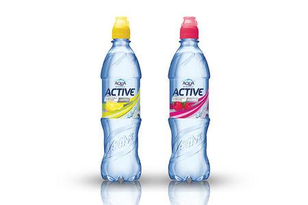 Вода Aqua Active