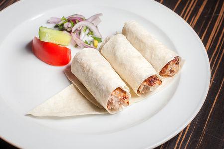 Люля-кебаб из телятины и свинины