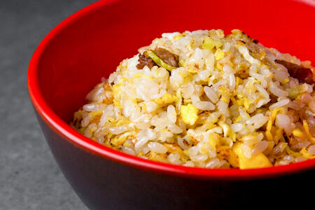 Жаренный рис