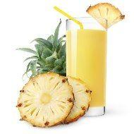 Сок ананасовый свежевыжатый