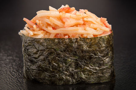 Суши острые с крабом