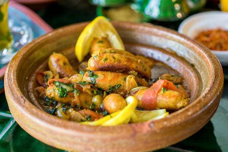 Колбаски Мергез из курицы