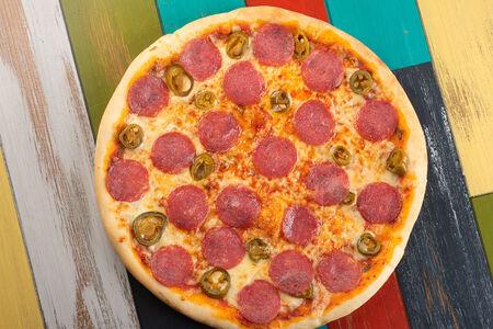 Пицца Чили Пепперони