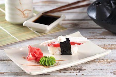 Суши с крабовым мясом