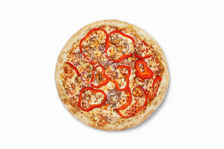 Пицца Ёлы!-Царь