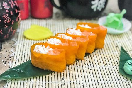 Сливочные суши маме салмон