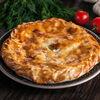 Фото к позиции меню Мини дагестанский пирог с мясом и картофелем