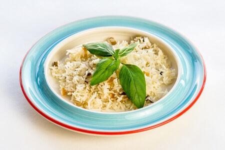 Рис с овощами кидс