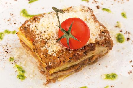 Лазанья мясная Болоньезе
