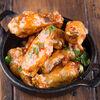 Фото к позиции меню Крылья куриные в соусе свит-чили
