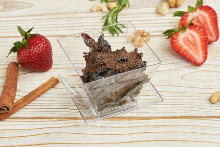 Чернослив в шоколадной заправке