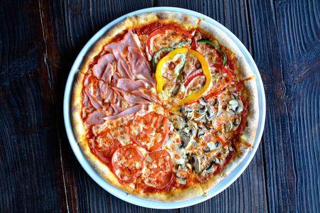 Пицца Четыре сезона гол
