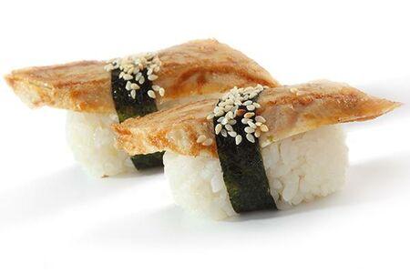 Суши с омлетом, 2 шт.