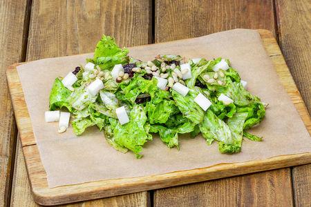 Салат из печеной свеклы и сыра