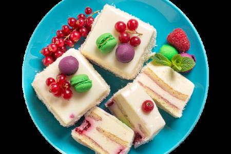 Пирожное Творожное от шеф-кондитера Ав