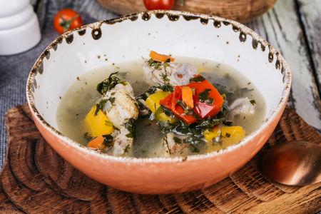 Суп цицила
