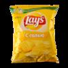 Фото к позиции меню Чипсы картофельные Lays Золотистые с солью
