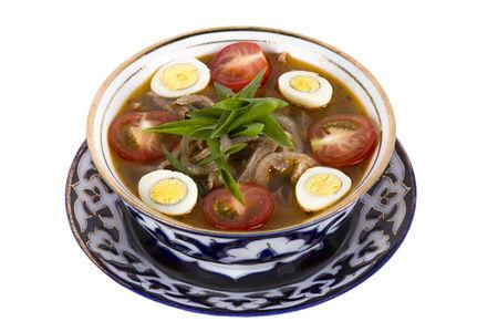 Суп-лапша Обай