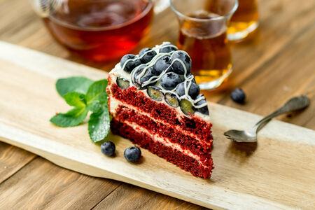 Десерт Легендарный Ред Вельвет