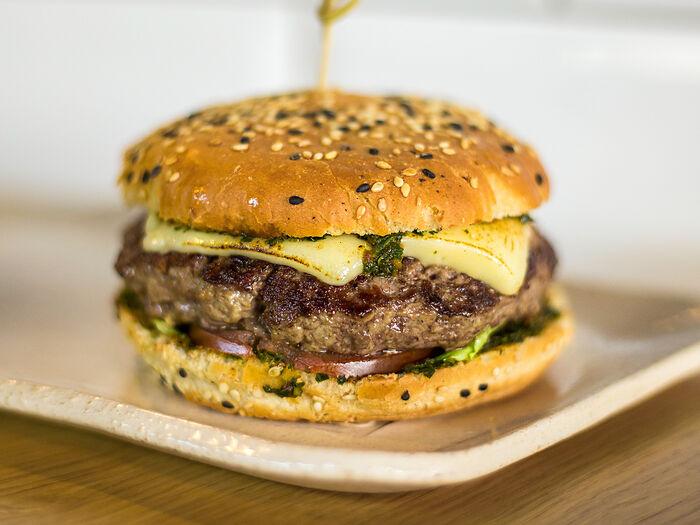 Бургер Выбор Марадонны