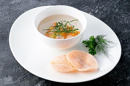 Суп Морячок из лосося