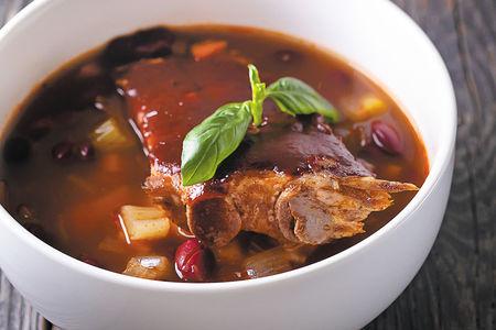 Суп Чили мехико