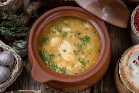 Суп Томленый