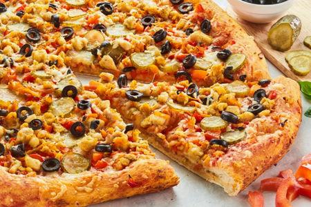 Пицца Американ Хот