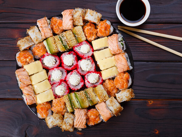 Мир суши